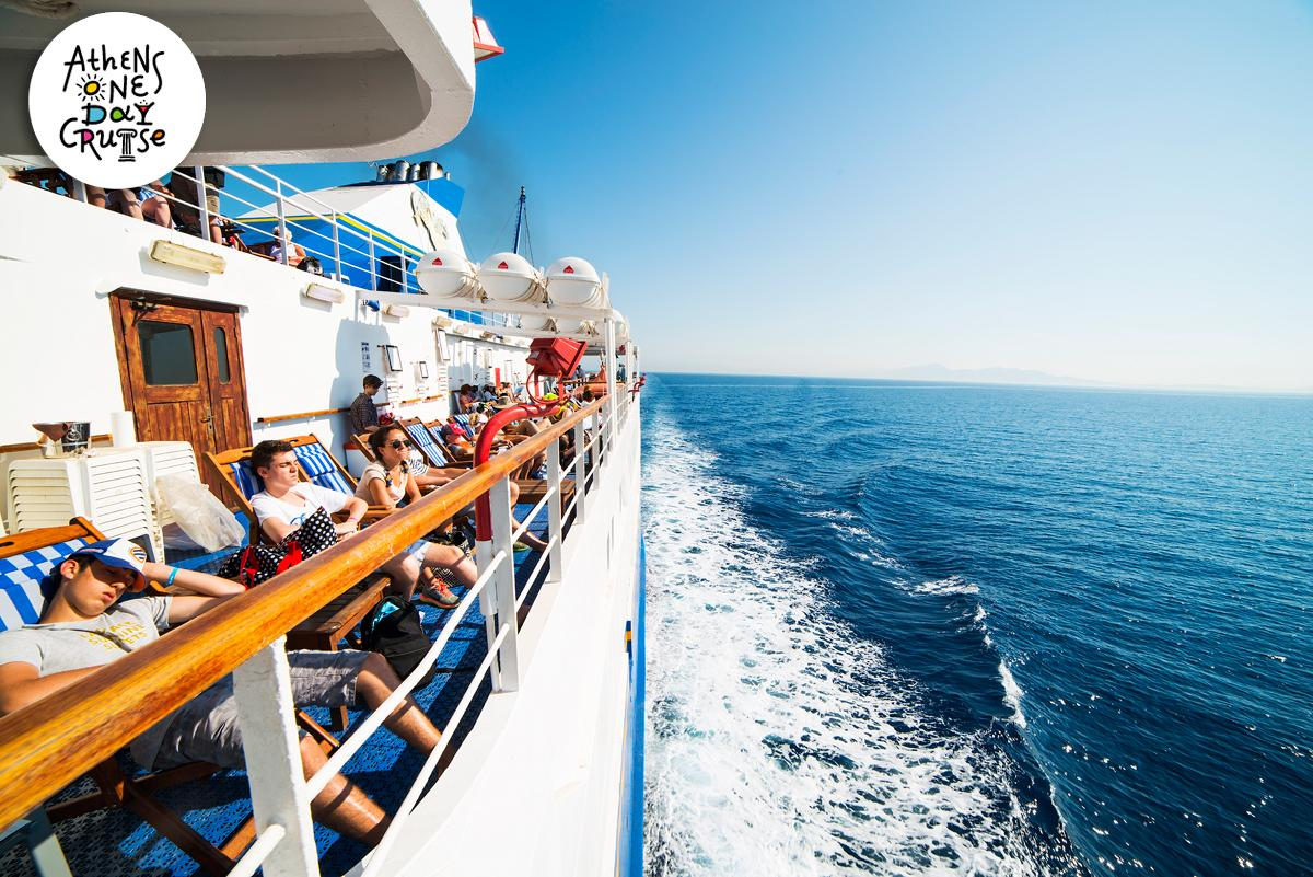 What you can experience in a One Day Cruise